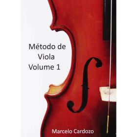Método Viola de Arco Marcelo Cardozo