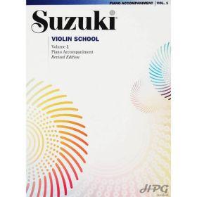 Método Suzuki Violino com Acompanhamento de Piano