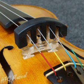 Surdina Violino Garfo Borracha Paganini