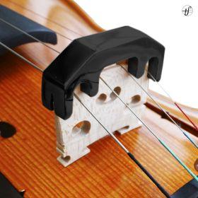 Surdina Violino Paganini Garfo Metal