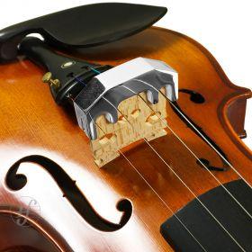 Surdina Violino Antoni Marsale Metal 4 Pontas 4/4