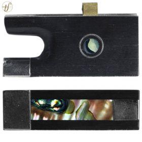 Talão Arco de Violino Tarttan Ébano Olho París Níquel 4/4