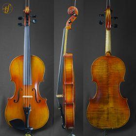 Viola de Arco Oficina Liuxi T20 Stradivarius 16,5