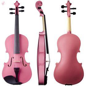 Violino Tarttan Série 100 Rosa 4/4