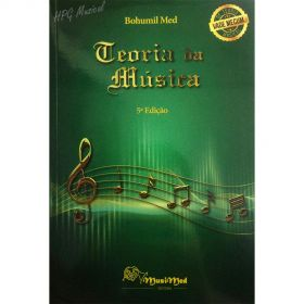 Teoria da Música Bohumil Med