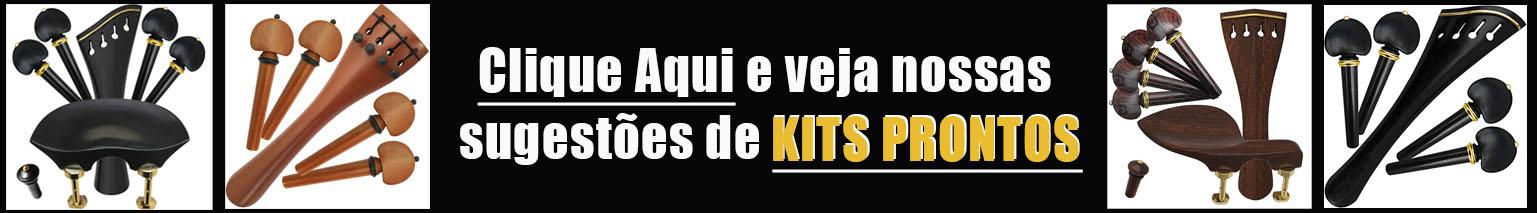 Conjuntos e Kits para Violino